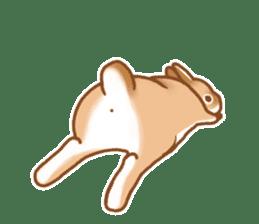 japanese bunny sticker (silent ver.) sticker #6532380