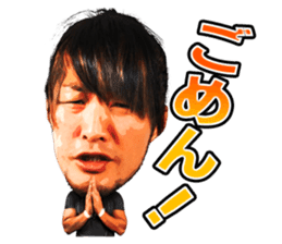 NEW JAPAN PRO-WRESTLING Ver.2 sticker #6537264
