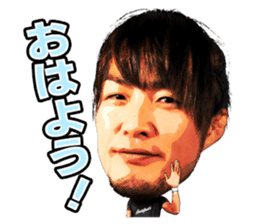 NEW JAPAN PRO-WRESTLING Ver.2 sticker #6537265