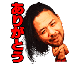 NEW JAPAN PRO-WRESTLING Ver.2 sticker #6537276
