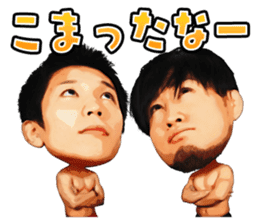 NEW JAPAN PRO-WRESTLING Ver.2 sticker #6537289