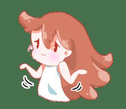 Little Terra sticker #6543358