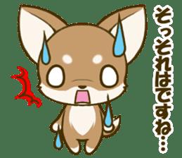 Chihuahuatan 5 sticker #6544985