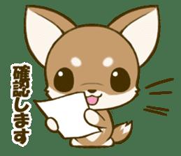Chihuahuatan 5 sticker #6544990