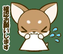 Chihuahuatan 5 sticker #6544991
