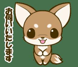 Chihuahuatan 5 sticker #6544995