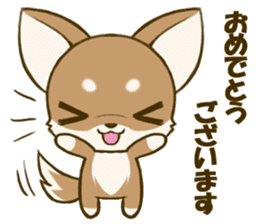 Chihuahuatan 5 sticker #6545012