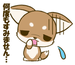Chihuahuatan 5 sticker #6545015