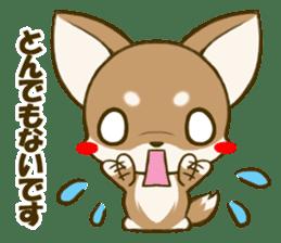 Chihuahuatan 5 sticker #6545016