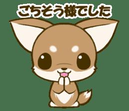 Chihuahuatan 5 sticker #6545019