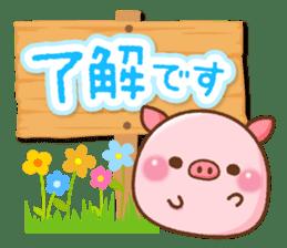 The Colo pigs sticker #6564664