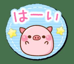 The Colo pigs sticker #6564666