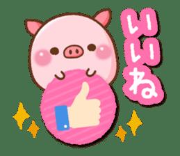 The Colo pigs sticker #6564667