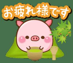 The Colo pigs sticker #6564668