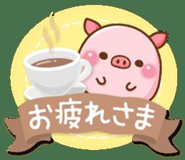 The Colo pigs sticker #6564669