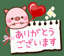 The Colo pigs sticker #6564672
