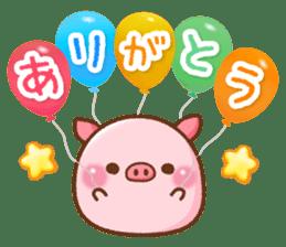 The Colo pigs sticker #6564673