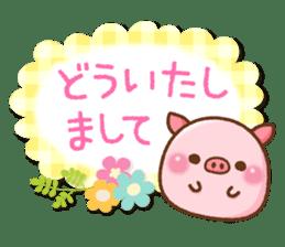 The Colo pigs sticker #6564676