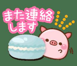 The Colo pigs sticker #6564679