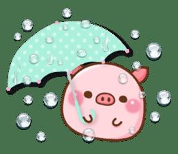 The Colo pigs sticker #6564686