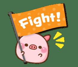 The Colo pigs sticker #6564690