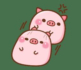 The Colo pigs sticker #6564696