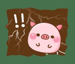 The Colo pigs sticker #6564698