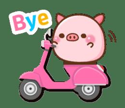 The Colo pigs sticker #6564702