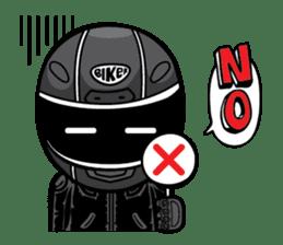 Freeman Rider By Jrockdesign Sticker 6586956