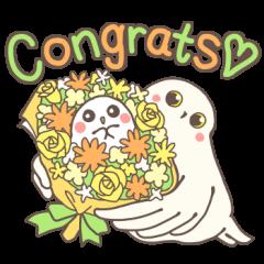 White Owls Howl & Riley [English ver.]