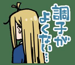 Kono Bijutsubu Niwa Mondai Ga Aru! sticker #6588230