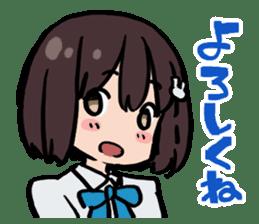 Kono Bijutsubu Niwa Mondai Ga Aru! sticker #6588244