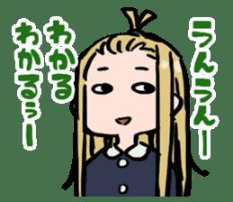 Kono Bijutsubu Niwa Mondai Ga Aru! sticker #6588246