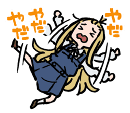 Kono Bijutsubu Niwa Mondai Ga Aru! sticker #6588259