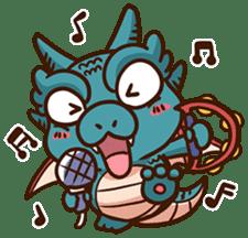 Drakosaurus sticker #6607227