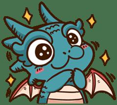 Drakosaurus sticker #6607235