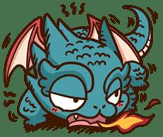 Drakosaurus sticker #6607236