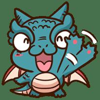Drakosaurus sticker #6607245