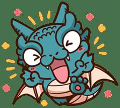 Drakosaurus sticker #6607260