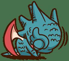 Drakosaurus sticker #6607263