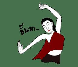 Busaba sticker #6609308