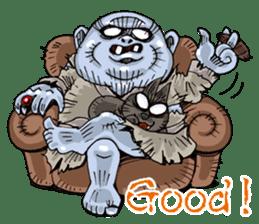 Sticker of zombie 2 sticker #6611113