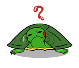 Hey~Turtle turtle! sticker #6614793