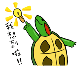 Hey~Turtle turtle! sticker #6614820