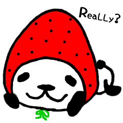 STRAWBERRY PANDA : ENGLISH Ver.