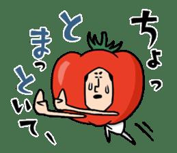 "Food cosplayer ""Masami"" 2 sticker #6625710"