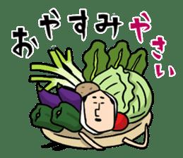 "Food cosplayer ""Masami"" 2 sticker #6625719"