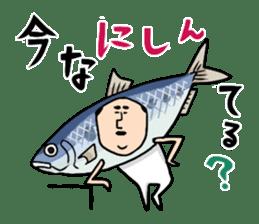 "Food cosplayer ""Masami"" 2 sticker #6625735"