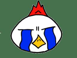 Chicken555 sticker #6626654