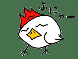 Chicken555 sticker #6626666